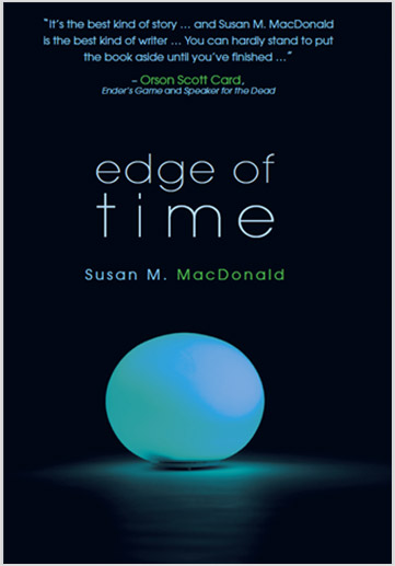 Image result for edge of time book
